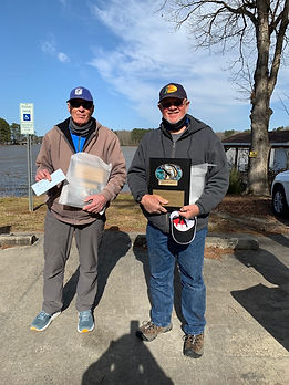 Gaston 2nd Place - Red Bruun and Chuck P