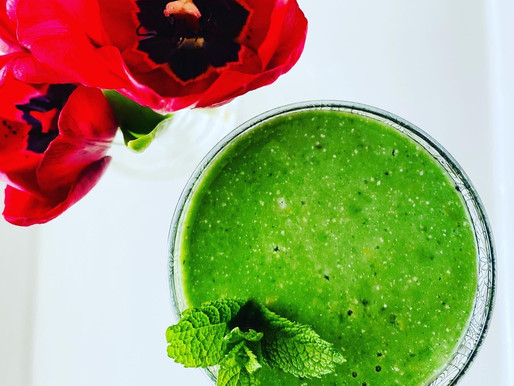 The RITUAL of a POWER SMOOTHIE