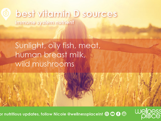 Getting enough Vitamin D in the fading autumn light?