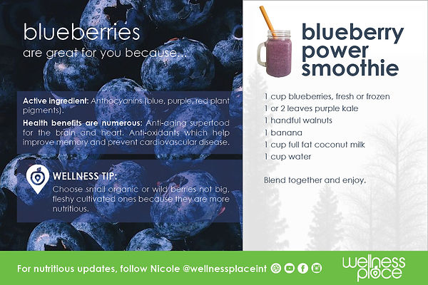 POSTCARDS wellnessplace 20.03 blueberry