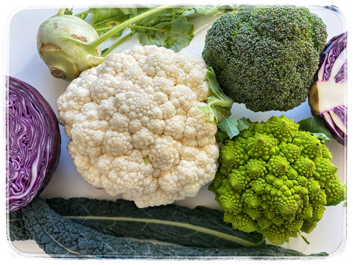 Broccoli and friends - unlikely heroes creating super health