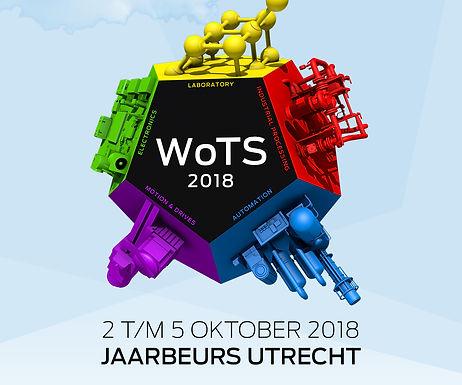 WOTS 2018 in Utrecht