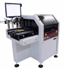 Semi Automatic Screenprinter with moving table