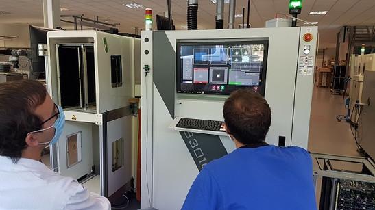viscom-s3016-ultra-production-bij-edna-s