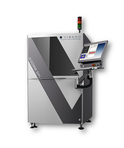 SPI - 3D Solder Paste Inspection