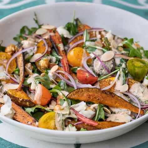 Grilled Veggie Salad  150,000 VND