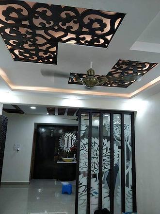 living room by denovo interiors