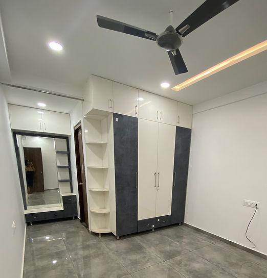 bedroom by denovo interiors