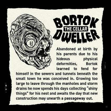 Bortok: The Cellar Dwellar