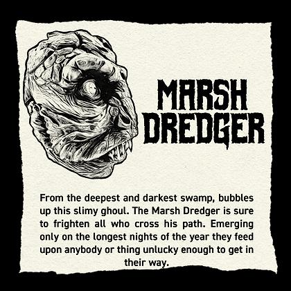 Marsh Dredger