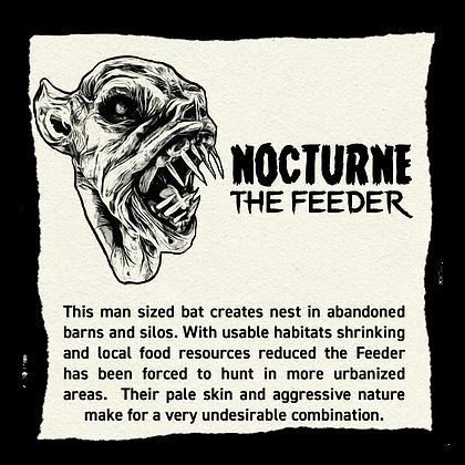 Nocturne The Feeder