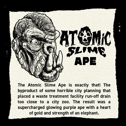 Atomic Slime Ape