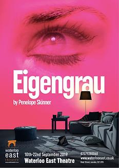 Eigengrau poster - Waterloo East website