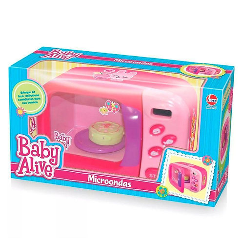 Microondas Baby Alive