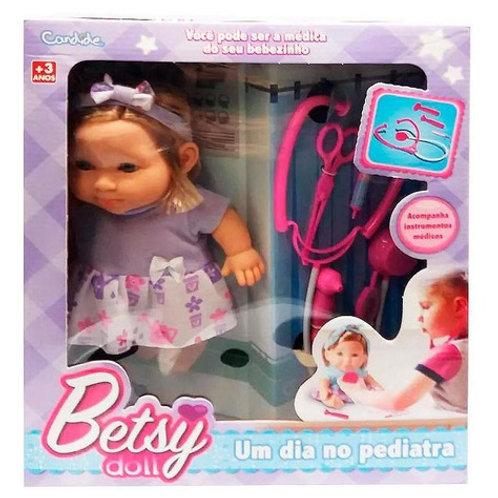 Besty doll - Um dia no pediatra