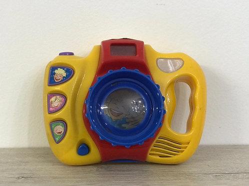 Dr.Junior Minha máquina de fotografia