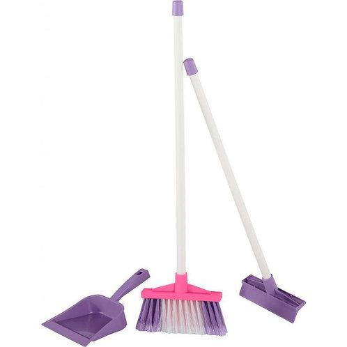 Kit de limpeza simples