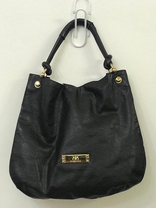 Bolsa de couro com alça