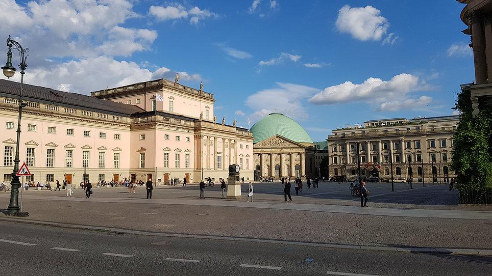 Бебель плац, гид в берлине, берлин экску