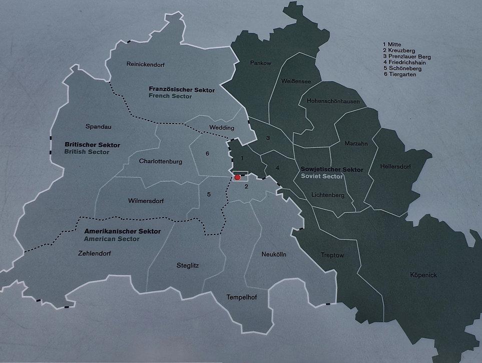 берлинская стена, недорогие экскурсии в