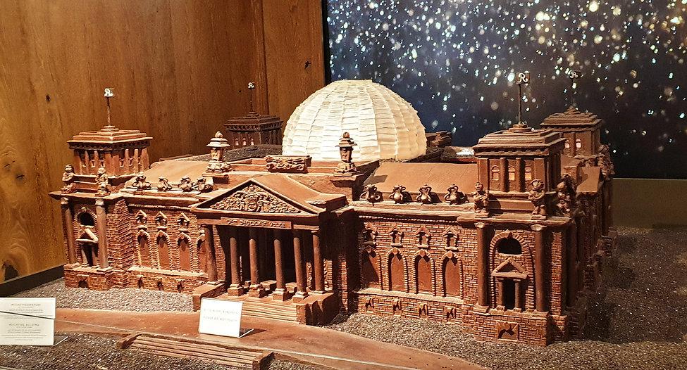 Шоколадный дом Рауш, Берлин гид, дешёвая