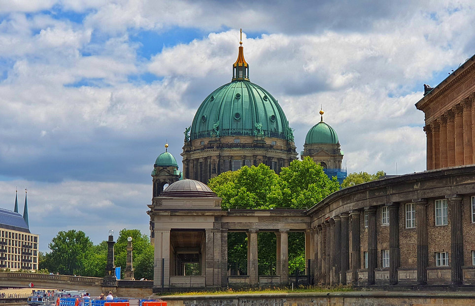 Зелёный маршрут в Берлине, групповые экс