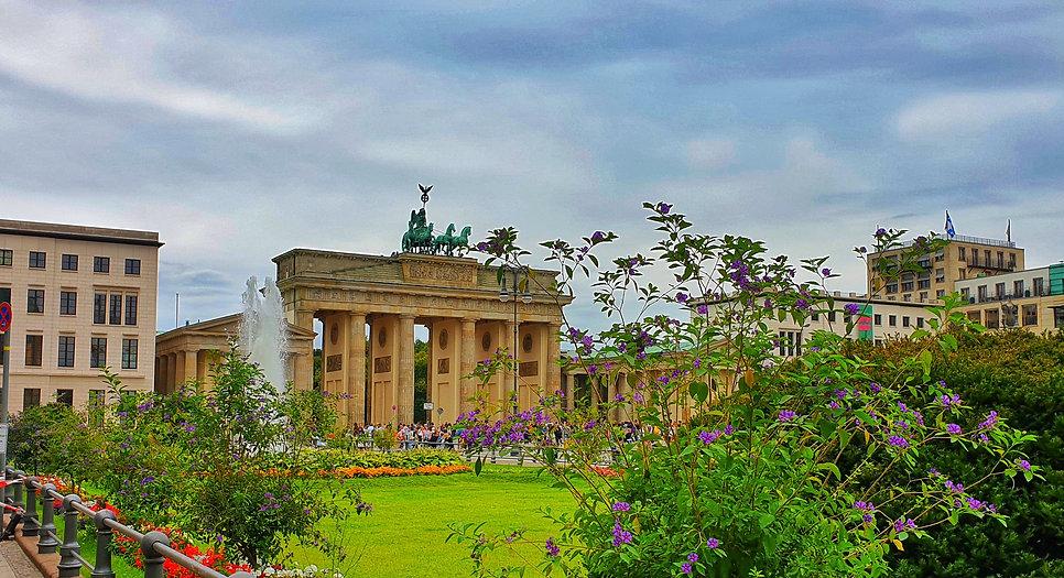 Бранденбургские ворота Берлина, берлинск