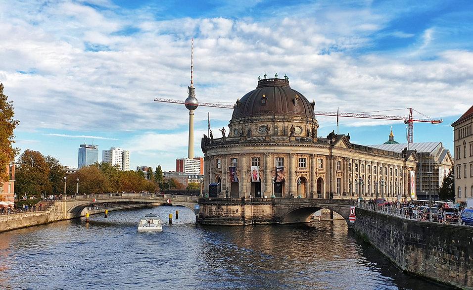 Музейный остров Берлина, Берлин гид, гру