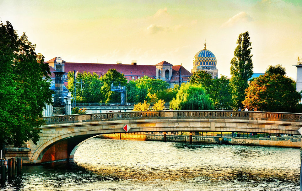 шпрее, Зелёный маршрут в Берлине, группо