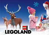 Legoland with PageSkin Plus demo from InSkin Media