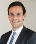 Mark Hine, new CFO