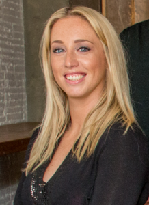 Angelique Bryce, Commercial  Manager, InSkin Media