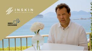Hugo Drayton talks to Index Exchange in Cannes