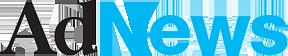 Ad news logo transparent