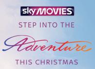 Sky Movies Step Into the Adventure this Christmas