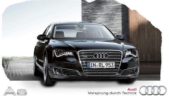 Audi A8 InSkin Video Case Study from InSkin Media