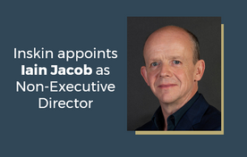 Inskin appoints Iain Jacob as Non-Executive Director
