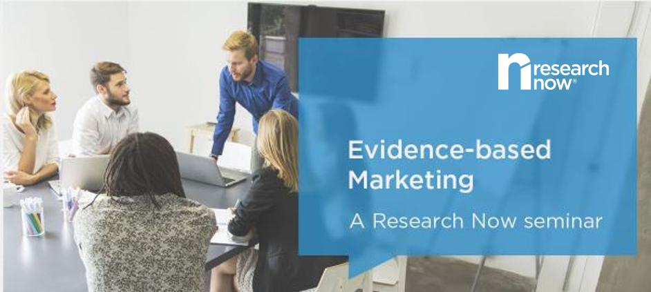 Evidence-based Marketing Banner
