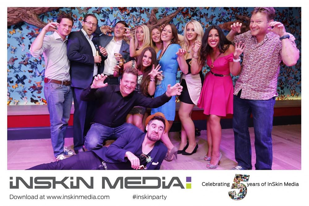 InSkin Media Sales Team