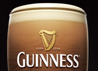 Guinness PageSkin Plus with Series Messaging from InSkin Media