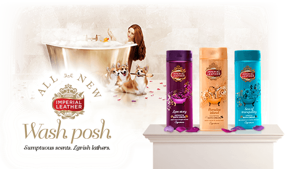 Imperial Leather Cleans Up with PageSkin Plus