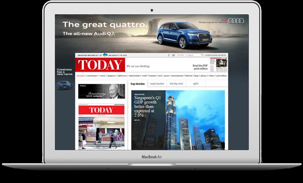 Audi Q7 Singapore