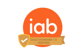 Inskin Among First Companies Certified for IAB UK Gold Standard