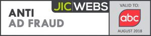 Inskin Media awarded JICWEBS anti ad-fraud seal