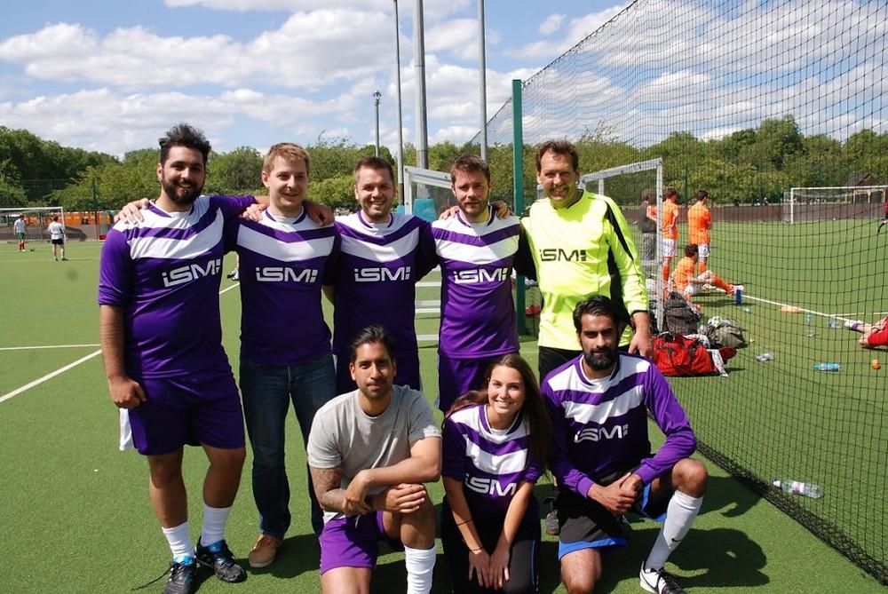 Footbal team 1