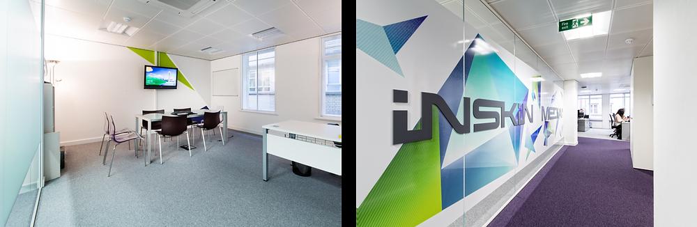 InSkin Media Hugo office