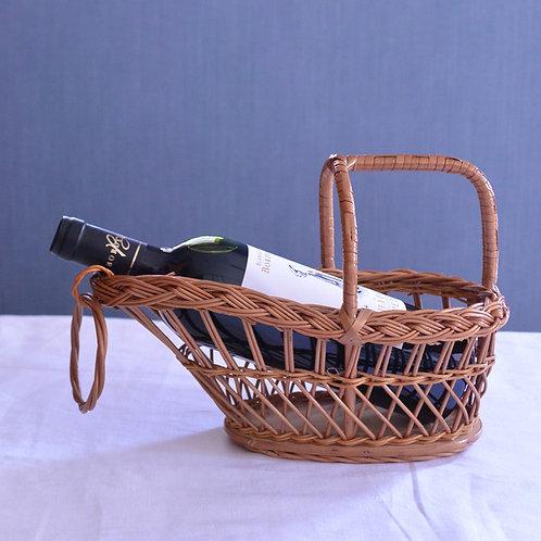 *フランスブロカント*ワイン用パニエ