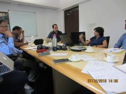 Orientation at ATREE