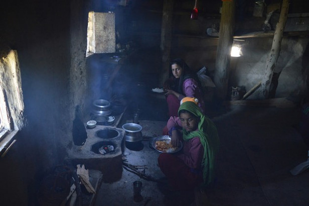 Improved cookstoves boost health and forest cover in the Himalayas