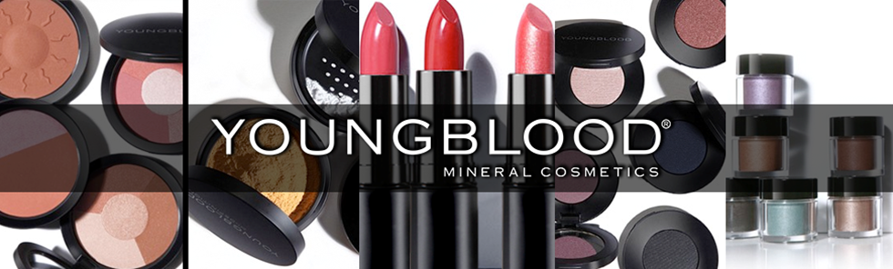 Youngblood Mineral Cosmetics Line